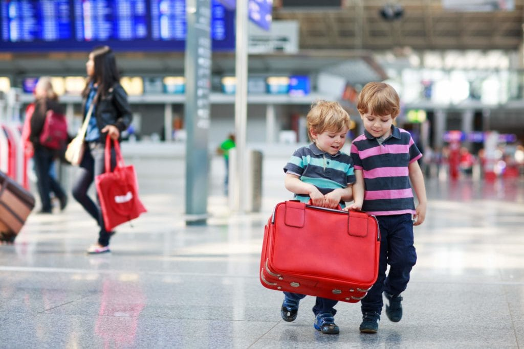 How to plan a holiday with a nut allergy