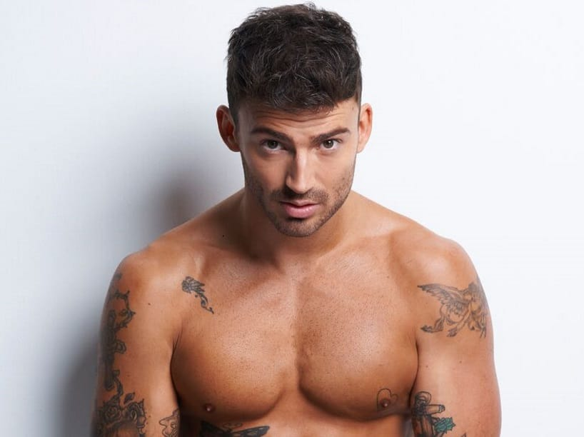 Jake Quickenden's guide to chest & shoulders