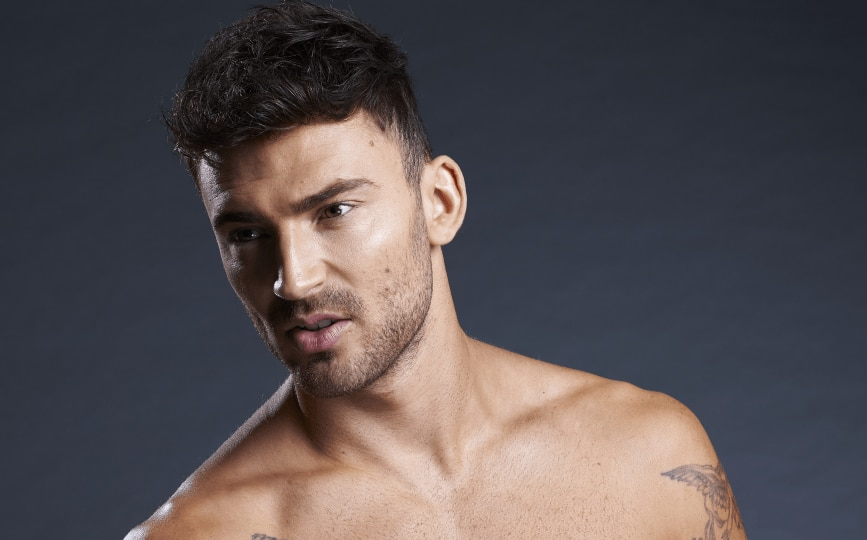 Jake Quickenden's guide to legs & triceps