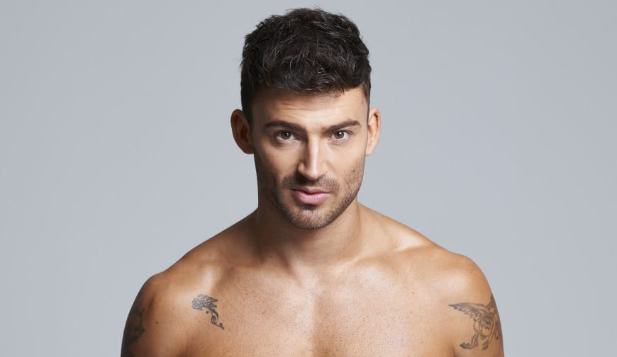 Jake Quickenden's fitness story