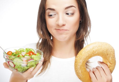 Why do I break out when I eat certain foods?