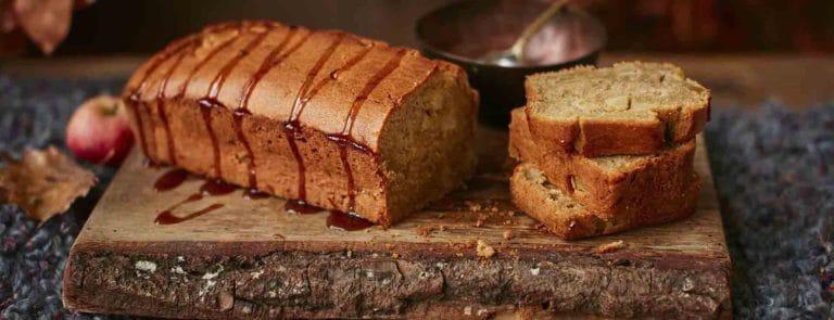 A bonfire night ginger loaf
