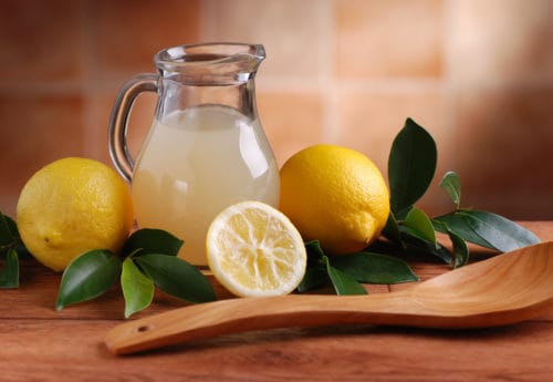 How lemon juice can help your skin