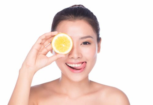 Eight essential nutrients for healthy skin