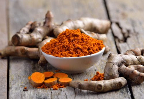 Four turmeric tricks for your skin