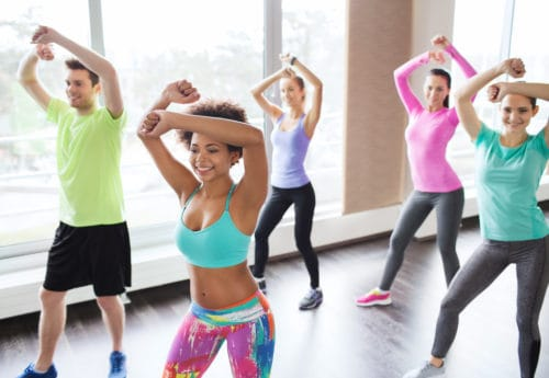 Seven ways to make exercise good fun