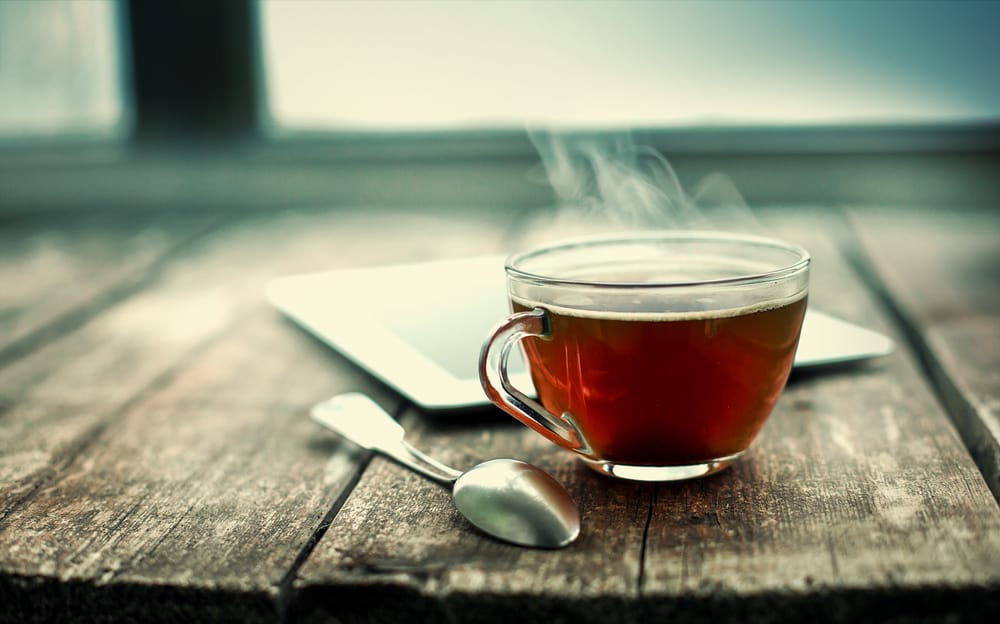 Four brilliant benefits of drinking tea