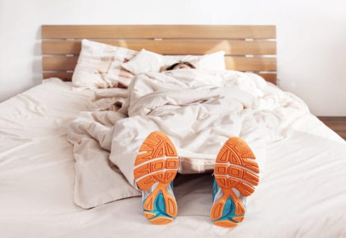 Can exercise help you sleep?
