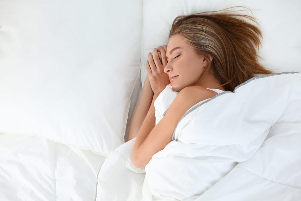How can sleep affect your weight?