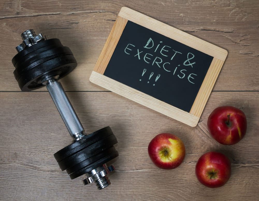 How to get the perfect combination of diet and exercise