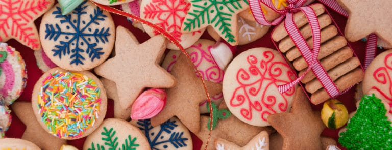 Kid-friendly Christmas cookie recipe
