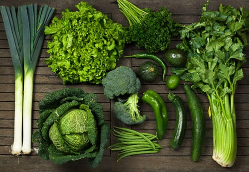 Seven foods that help fight anaemia