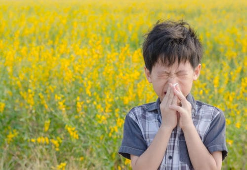 How to help manage childhood allergies