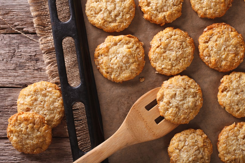 Three delicious dairy free biscuit recipes