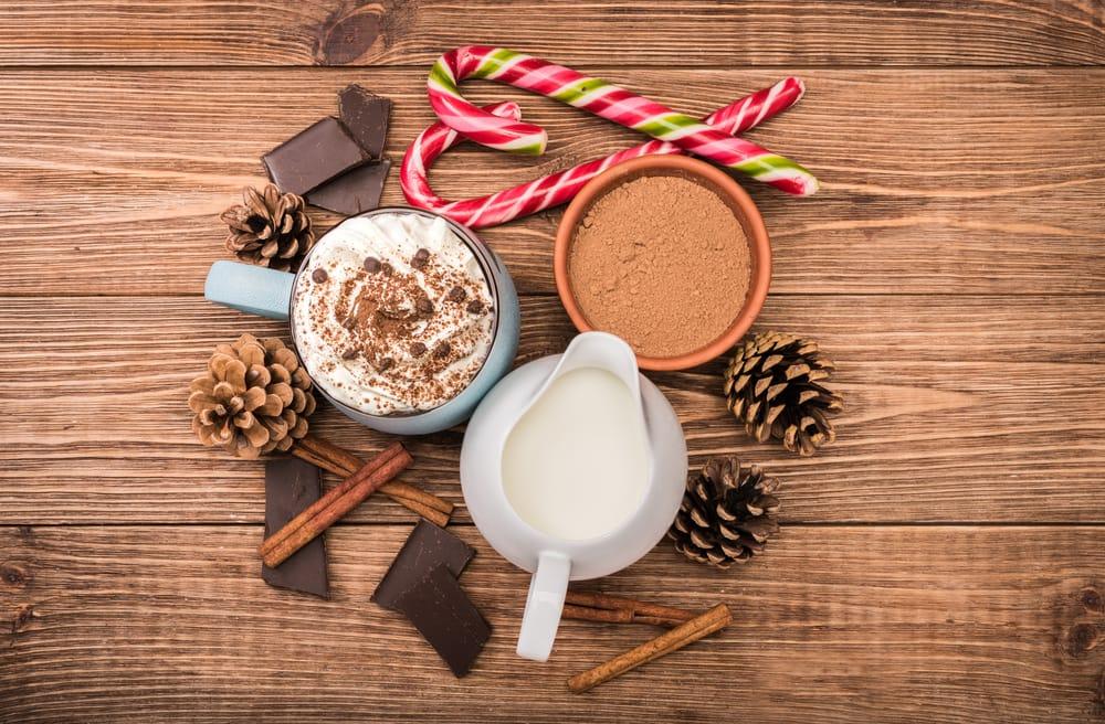 Three easy-to-make Christmas treats