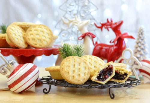 Delicious gluten-free mince pies recipe to make at home