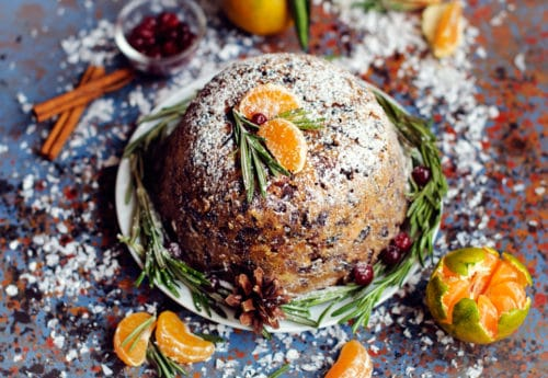 Four amazing gluten free puddings to eat on Christmas day