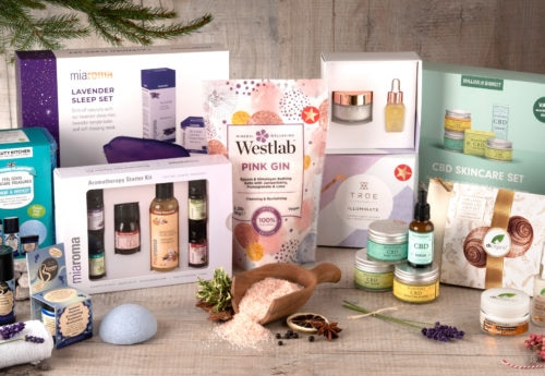 How to make your own Christmas hamper