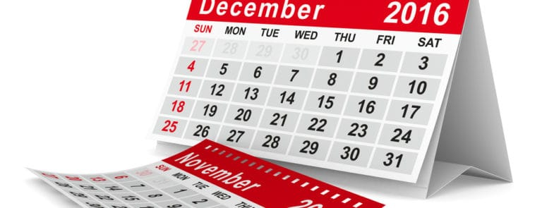 Your life, if every month was December