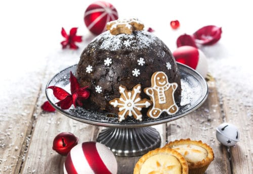The history of mince pies and Christmas pudding