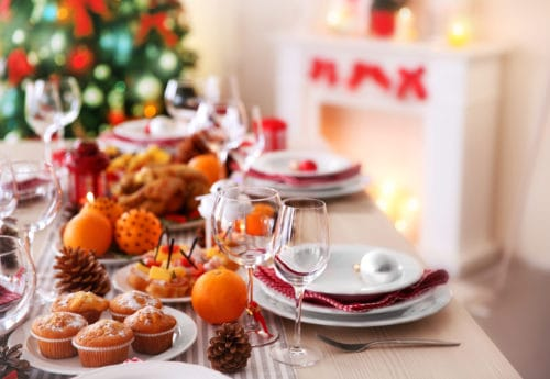 What can you do to make Christmas dinner healthier?
