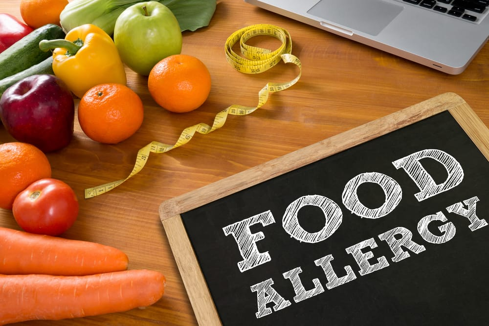 Could you have a food allergy?