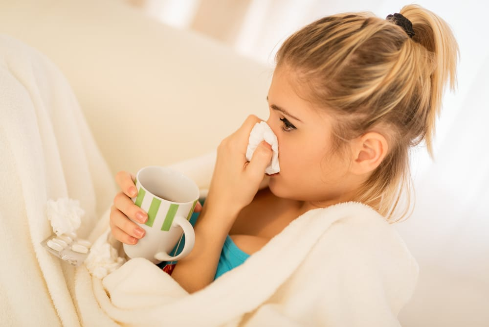 Eleven easy steps to prevent and beat the common cold
