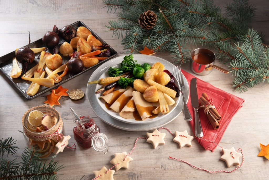 How to make the perfect vegan Christmas dinner