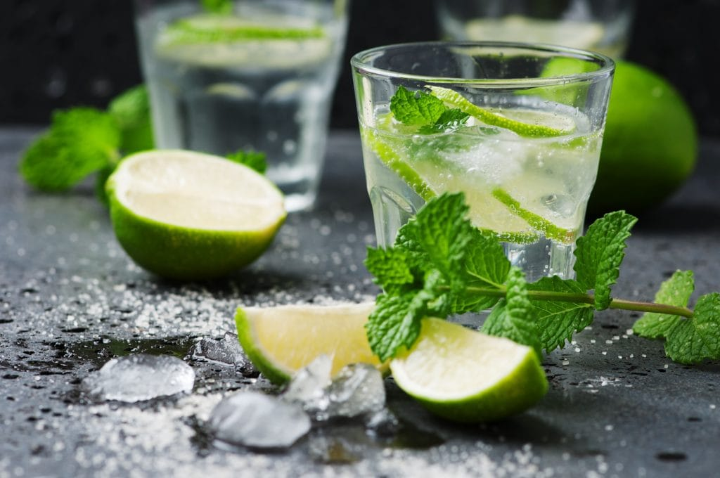 Healthy alternatives to your usual alcoholic tipple