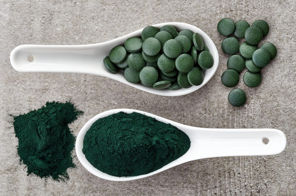 Spirulina: the nutrient powerhouse