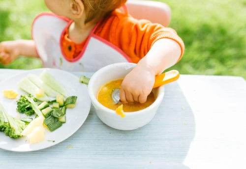 Considering making your child a vegetarian or vegan?