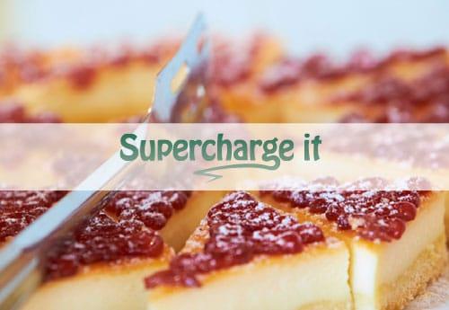 Recipe: Manuka honey and summer fruits cheesecake