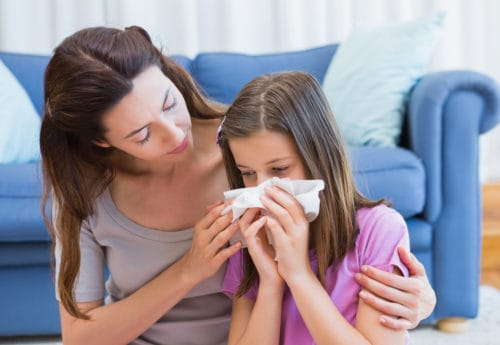 9 ways to reduce your child's hay fever symptoms