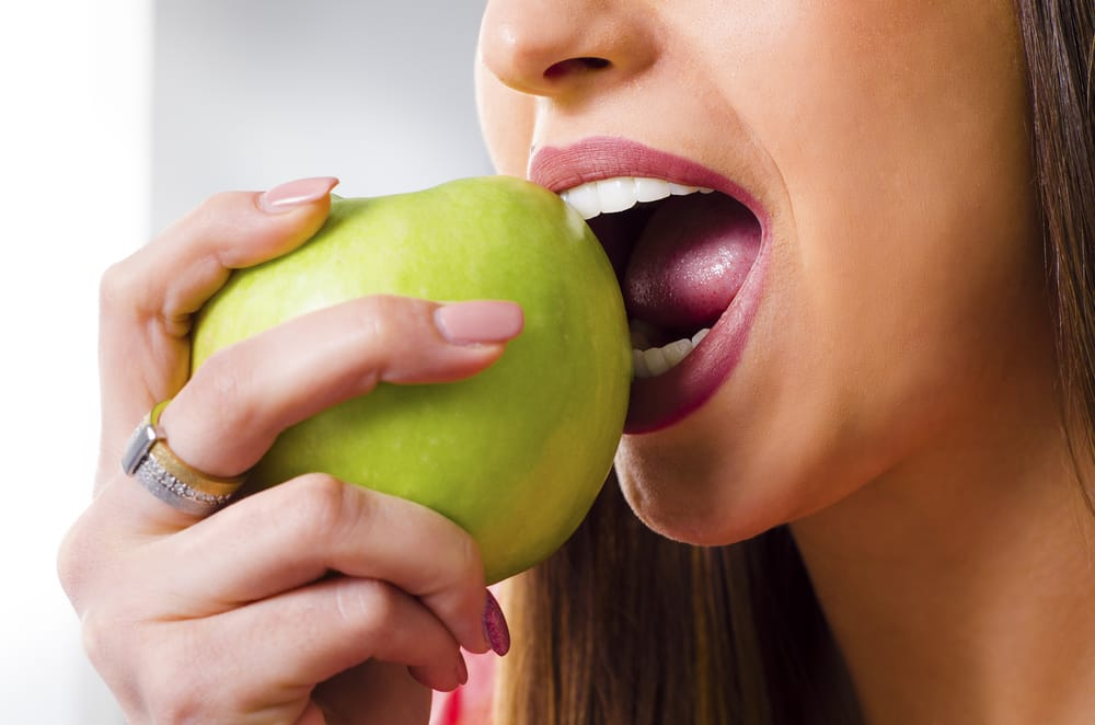 7 foods that are good for your teeth