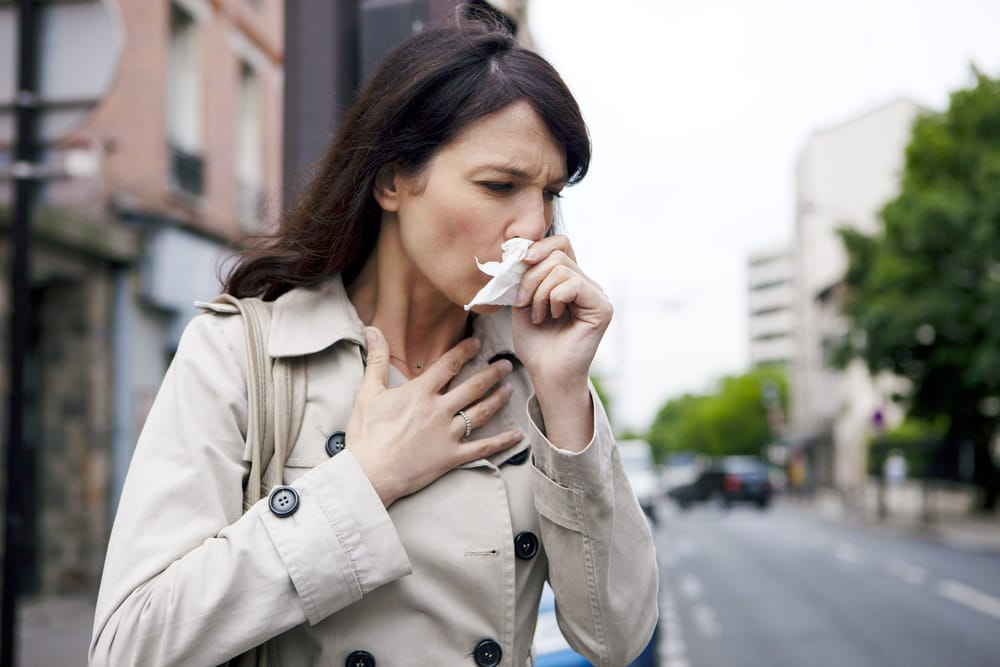 City living: 5 ways to reduce your hay fever symptoms