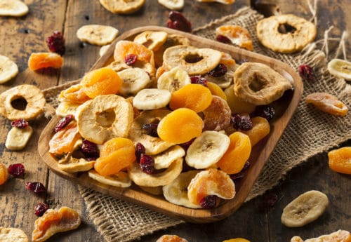 What you need to know about dried fruits and vegetables