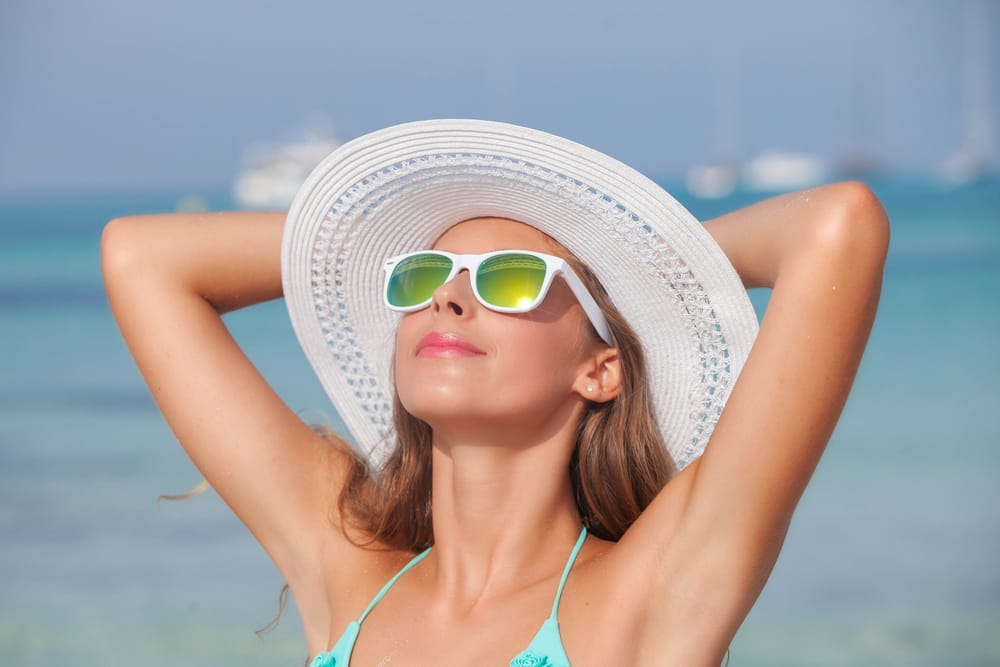 Top tips for keeping your skin and hair looking great this summer