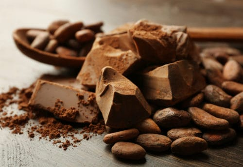 Healthy chocolate? Let us introduce you to cacao powder