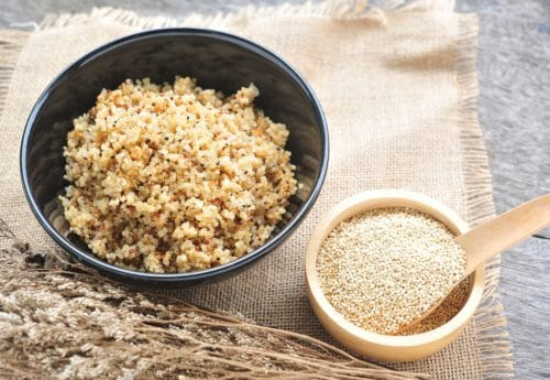 Spotlight on: quinoa