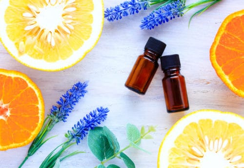 Essential oils for your summer beauty routine