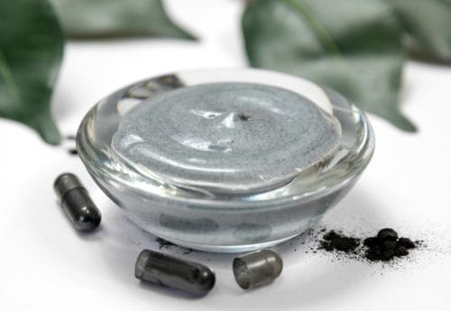Can activated charcoal help with anti-ageing?