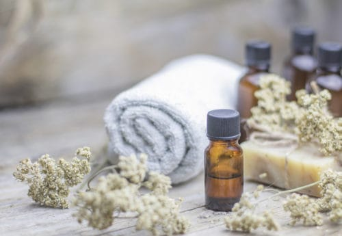 Top 5 essential oils for stress relief and how to use them