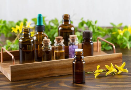 10 aromatherapy oils for soothing common skin conditions