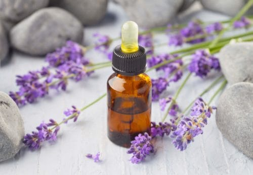 Lavender oil is believed to slow down your nervous system and decrease your heart rate and blood pressure, which helps you fall into a deep sleep