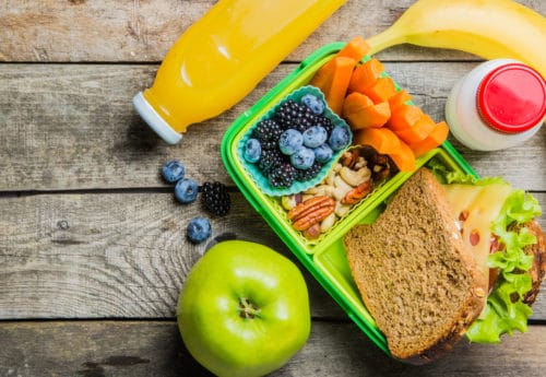 Back to school: delicious and nutritious lunch ideas kids will love