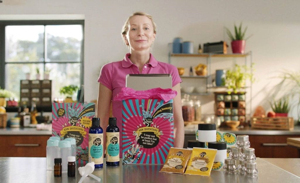 Creating sustainable beauty by Beauty Kitchen's Jo-Anne Chidley