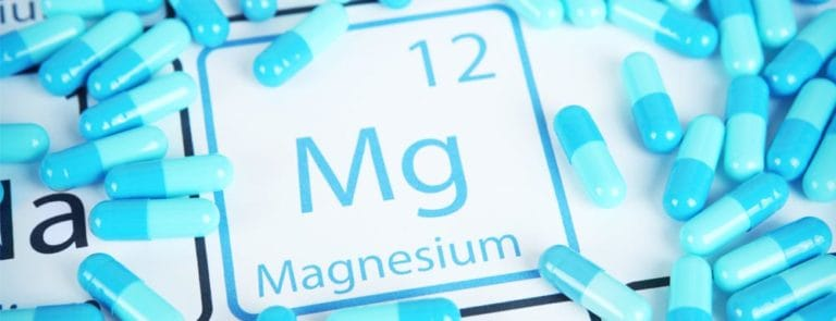 How stress snatches magnesium