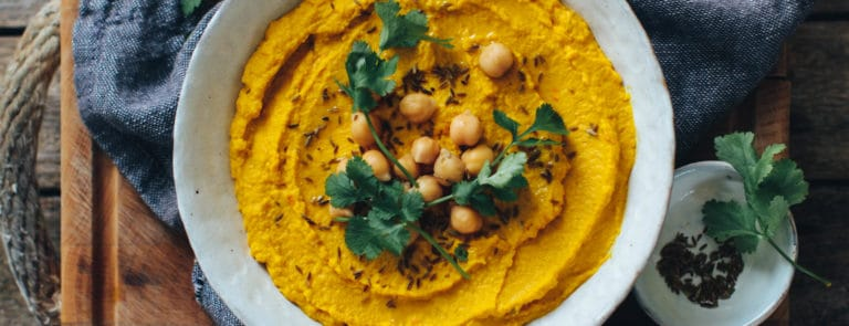 rebel recipes turmeric hummus