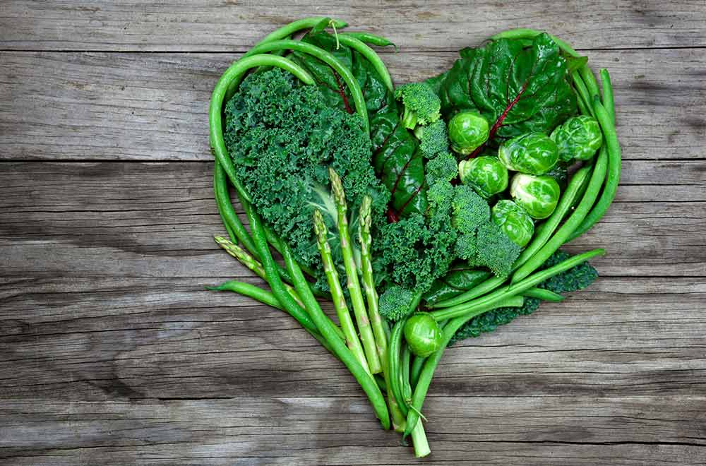 Go green to boost your wellbeing