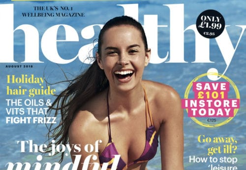 Welcome to healthy – the UK's #1 wellbeing magazine